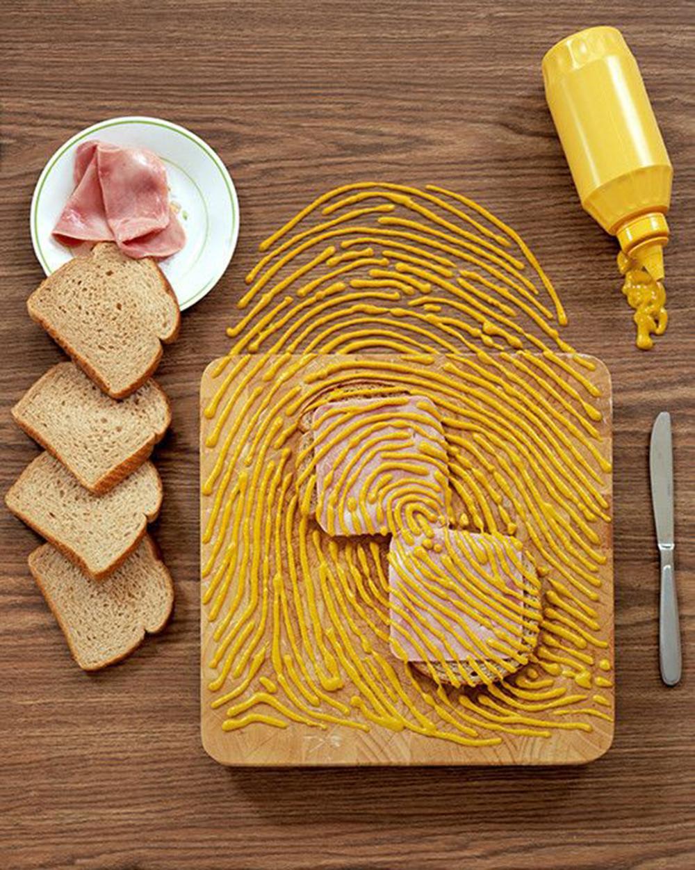 美食摄影的道具使用
